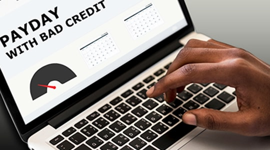 A Payday Loan Even With Bad Credit