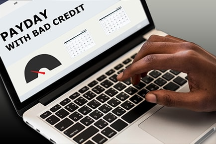 Payday with bad credit