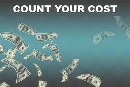 count your cost